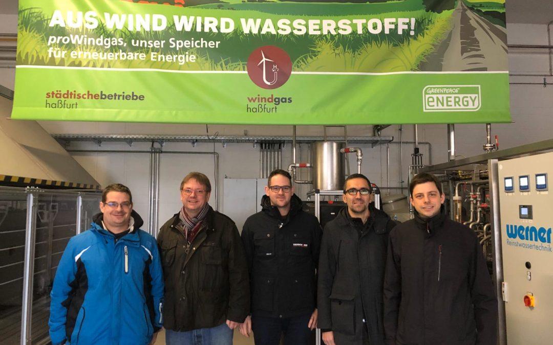 Erneuerbare Energien auch für Dettelbach?